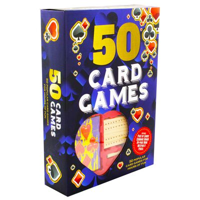 50 Greatest Card Games: Box Set image number 1
