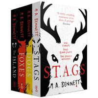 S.T.A.G.S: 4 Book Set