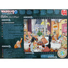 Wasgij Retro Mystery 4 Live Entertainment 1000 Piece Puzzle image number 3