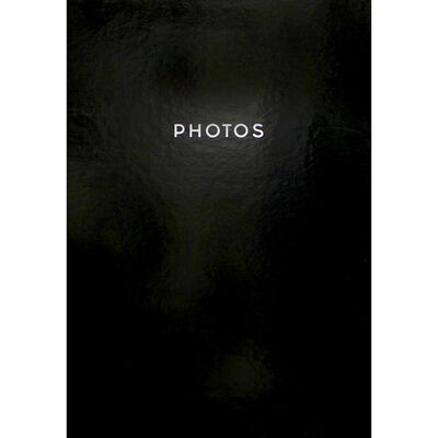 Black 6x4 Photo Album image number 2