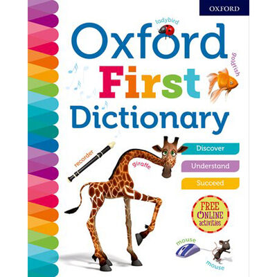 Oxford First Dictionary image number 1