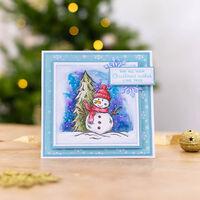 Acrylic Stamp Set: Christmas Wishes