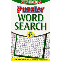 Puzzler Word Search: Volume 14
