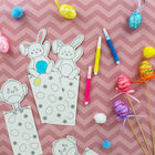 Colour Your Own Easter Bookmarks - 8 Pack image number 4