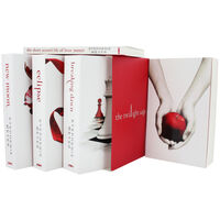 The Twilight Saga: 5 Book Box Set