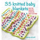 35 Knitted Baby Blankets image number 1