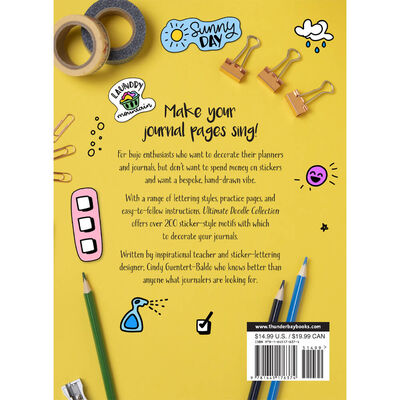 The Ultimate Doodle Collection for Journals, Planners, and More image number 5
