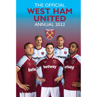 The Official West Ham United Annual 2022
