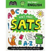 Don't Panic SATs: Key Stage 1 English
