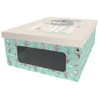 Koala Collapsible Under Bed Collapsible Storage Box