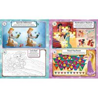 Disney Princess 365 Puzzles & Activities