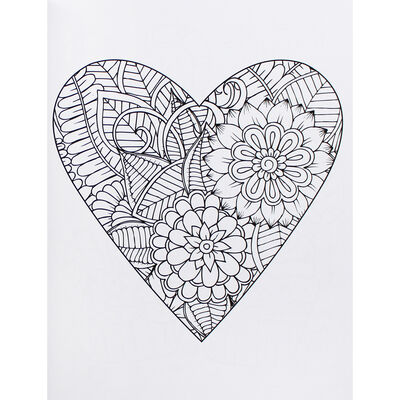 Love Colouring Book image number 2