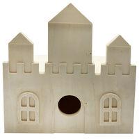 Decorate Your Own Birdhouse Castle