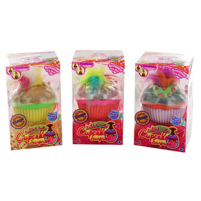 Tutzie Trolls Scented Cupcake Surprise - Assorted image number 1
