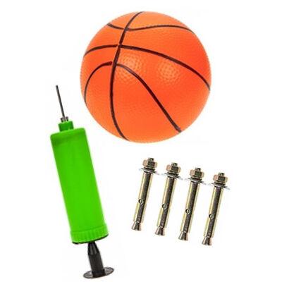 Metal Basket Ball Hoop With Ball image number 2