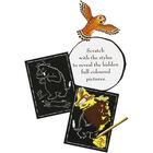 The Gruffalo Scratch Art Set image number 2