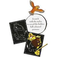The Gruffalo Scratch Art Set