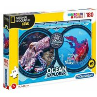 Ocean Expedition 180 Piece Jigsaw Puzzle