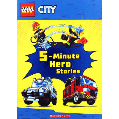 LEGO 5-Minute Hero Stories image number 1