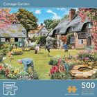 Seaside Nostalgia 1000 Piece & Cottage Garden 500 Piece Jigsaw Puzzle Bundle image number 3