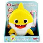 Doodle Me Yellow Baby Shark Plush image number 2