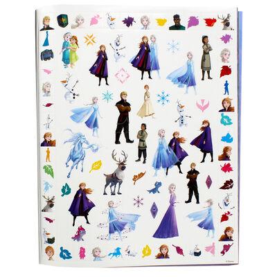 Disney Frozen 2 500 Stickers image number 3