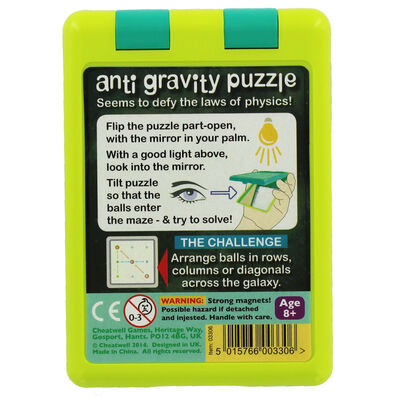 Galactic Anti Gravity Ball Puzzle image number 4