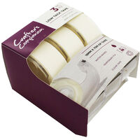 Crafters Companion Low Tack Tape - Pack of 3