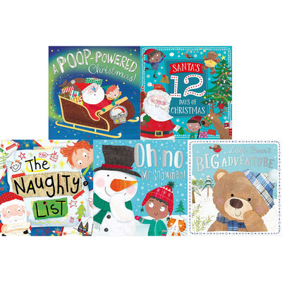 Christmas Adventures: 10 Kids Picture Books Bundle image number 3