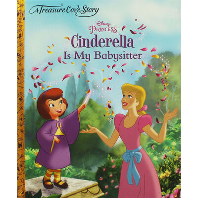 Cinderella is My Babysitter - A Treasure Cove Story image number 1