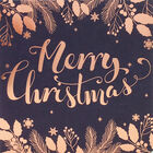 Merry Christmas Cards: Pack Of 10 image number 2