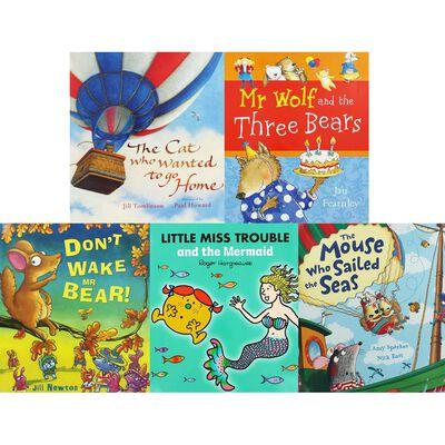 Outdoor Adventures: 10 Kids Picture Books Bundle image number 2