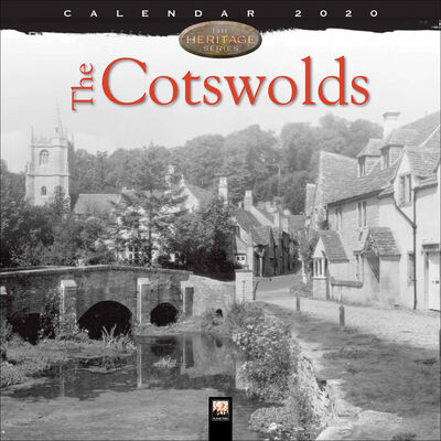 The Cotswolds Heritage 2020 Wall Calendar image number 1