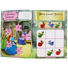 Disney Princess: Sticker Play Enchanting Activities image number 2