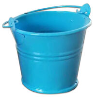 Metal Craft Bucket: Assorted