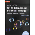 AQA GCSE 9-1 Combined Science Trilogy Required Practicals Lab Book image number 1