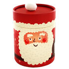Father Christmas Festive Cinnamon Ho Ho Ho Candle image number 1
