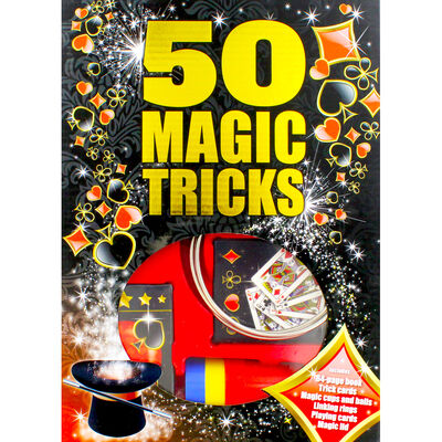 50 Greatest Magic Tricks Box Set image number 2