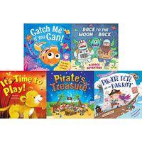 Story-Time Fun: 10 Kids Picture Books Bundle