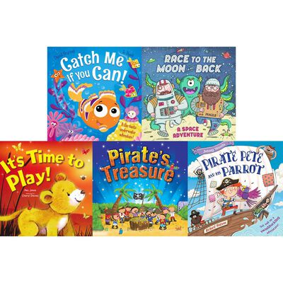 Story-Time Fun: 10 Kids Picture Books Bundle image number 2