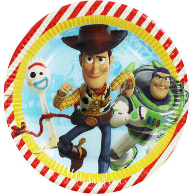 Toy Story Paper Plates - 8 Pack image number 1