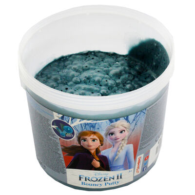 Disney Frozen 2 Blue Bouncy Putty Tub image number 3