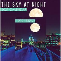 Sky at Night 2021 Calendar and Diary Set