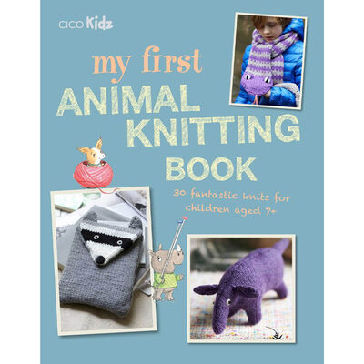 My First Animal Knitting Book image number 1