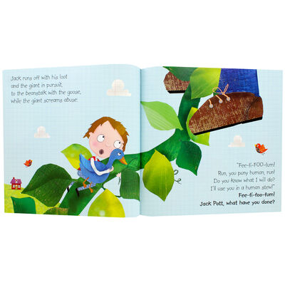 Jack and the Beanstalk image number 2