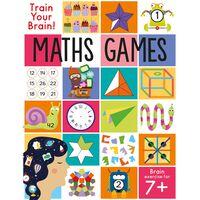 Train Your Brain: Maths Games