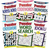 Puzzle Book Paradise Bundle