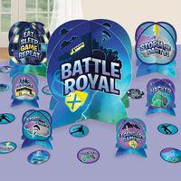 Battle Royal Table Centrepiece
