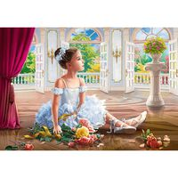 Little Ballerina 500 Piece Jigsaw Puzzle
