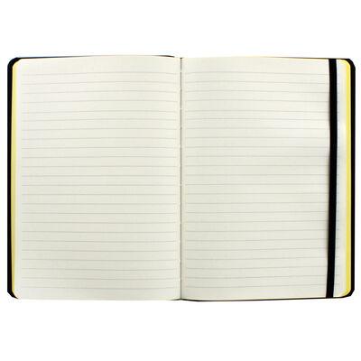 A5 Case Bound PU We Love Him Notebook image number 2